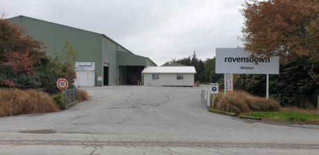 Ravensdown Winton Office extension